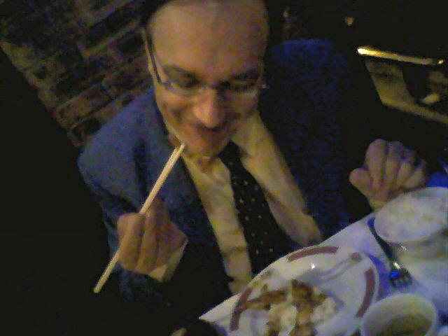 Georges_eats_frogslegs