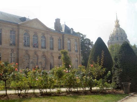 Chez Rodin & Eglise St. Louis (Napoleon's Tomb)