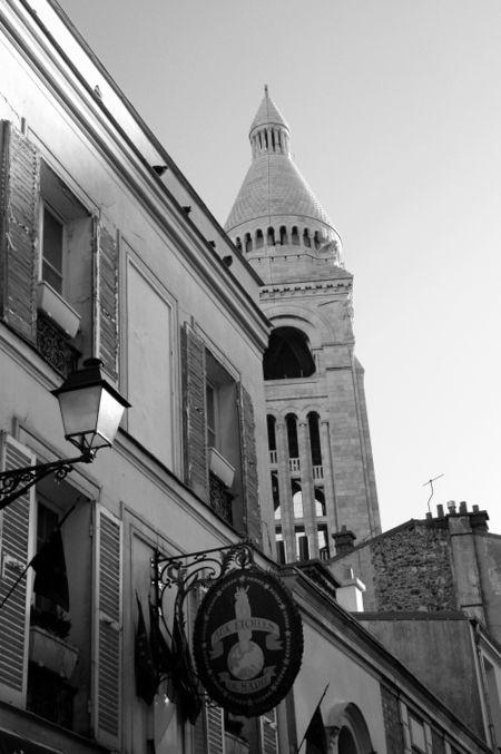 A bit of Montmartre