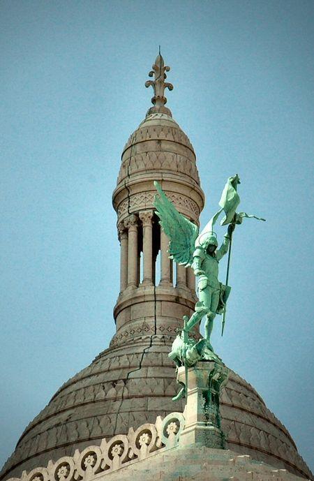 Saint Georges, Sacre Coeur