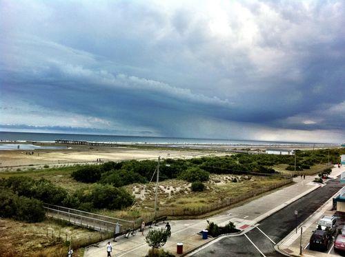 Storm over Wildwood Crest