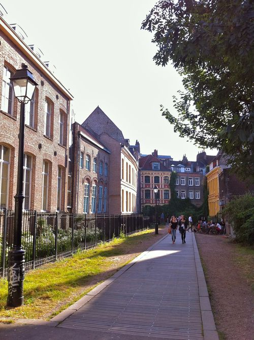 Lille alley