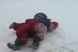 Christmas Story Snow