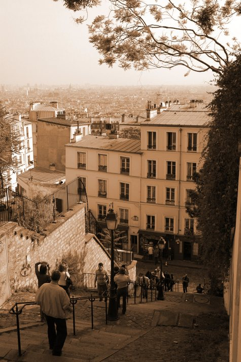 Montmartre_steps
